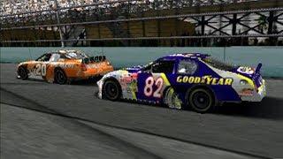 Bizarre Championship Race! (Homestead-Miami) | NASCAR Thunder 2004 [PS2] Career [Season 4] Race 36