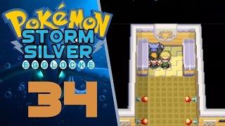 Egglocke sur Pokémon Storm Silver #34 : L'arène à Johnny