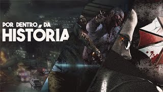 A HISTÓRIA DE RESIDENT EVIL UMBRELLA CHRONICLES