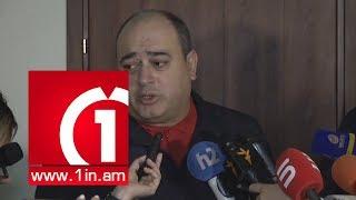 Մանվել Գրիգորյանի կալանքը երկարաձգվեց ևս երկու ամսով