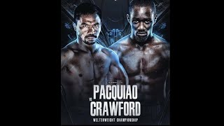 Pacquiao Vs Crawford FULL fight HD 2021