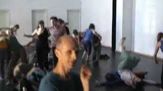 Бенно Воорам 02 05 2010 ч2 из 2   Киевский Фестиваль Контактной Импровизации 2010 май   Kiev Festiva