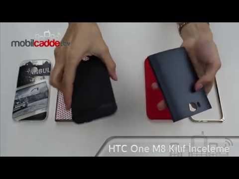 HTC One M8 Kılıf İnceleme