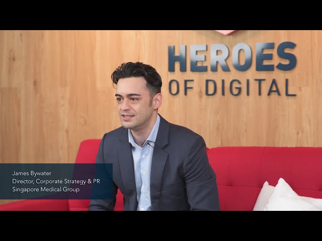 Heroes of Digital: Testimonial Review (Singapore Medical Group - SMG)