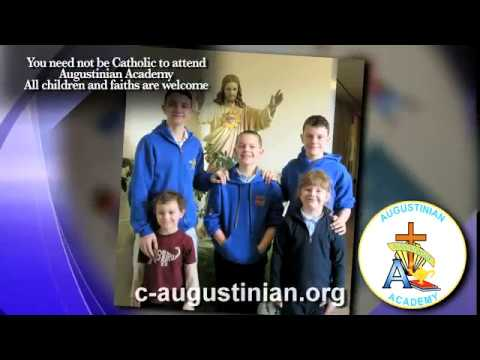 Augustinian Academy 2016 Commercial