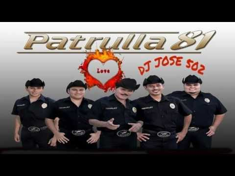 Ⓗ Patrulla 81 Mix 2017 Duranguense con amor Dj Shivo