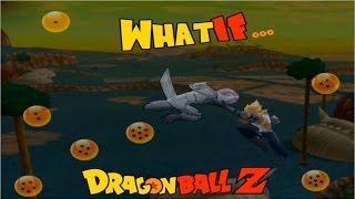 DBZ Budokai 3 - Was wäre, Wenn Vegeta sich in einen Super Saiyajin Gegen Freezer [HD]