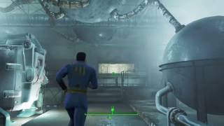 FALLOUT 4 ep.3 punching absolutely everything