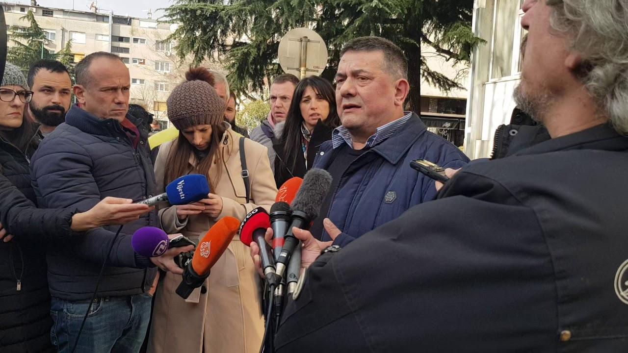 Podgorica: Američka ambasada i Tužilaštvo u lovu na srpske