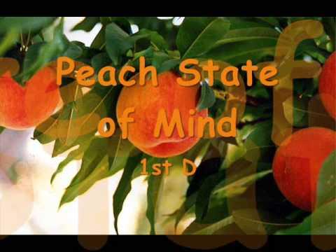 Peach State of Mind - 1st D     [GEORGIA ANTHEM]
