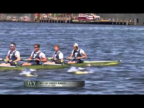 HY150 - Harvard/Yale Regatta - Varsity 8 Race