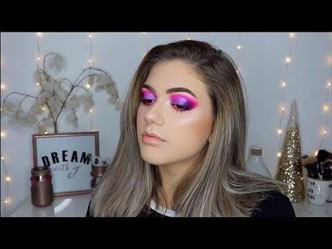 PINK AND PURPLE GLAM FT JAMES CHARLES PALETTE thumbnail