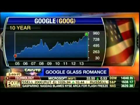 Google Expert discusses Stock Price on FOX Business CNN