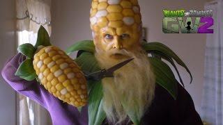 Plants vs. Zombies: Garden Warfare 2 – «Кукурузный спецназ» трейлер (PS4/XONE/PC) [RU]