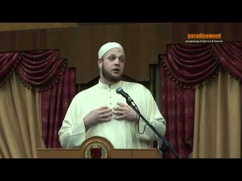 Suhaib Webb - 4. The Repentance of Abu Nuwas