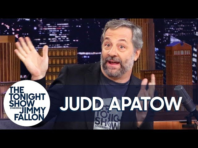 Judd ApatowAlmost Got Arrested for a Candy Fight with Jimmy