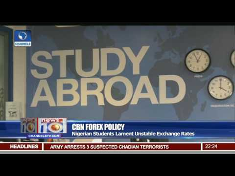 CBN Forex Policy: Nigerian Students In UK Lament Unstable Exchange Rates