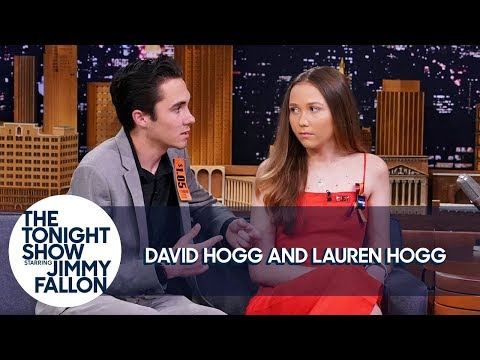 David Hogg and Lauren Hogg Recount the Trauma of the Stoneman Douglas Shooting