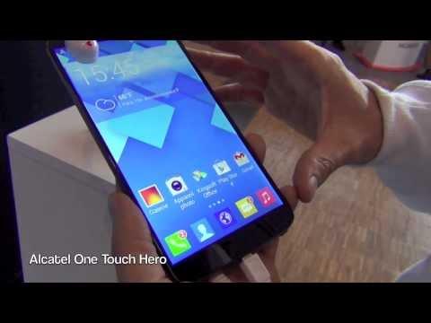 Alcatel One Touch Hero - presentation FR