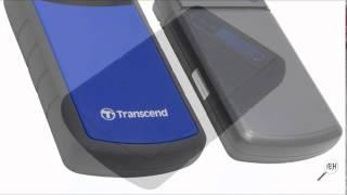transcend storejet 25h3 2tb review