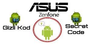 Asus Telefonlarda Gizli Kod Nasıl Çalışır ! 🔑