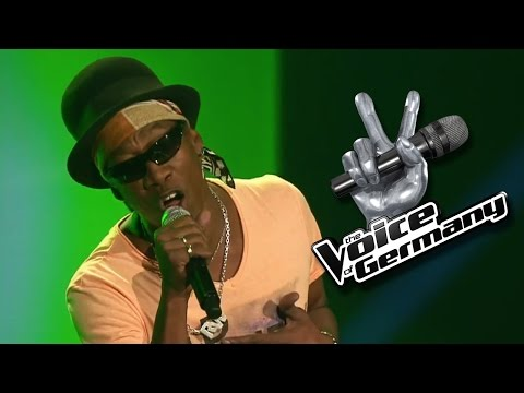 Right Here Waiting - Rick Washington | The Voice | Blind Audition 2014