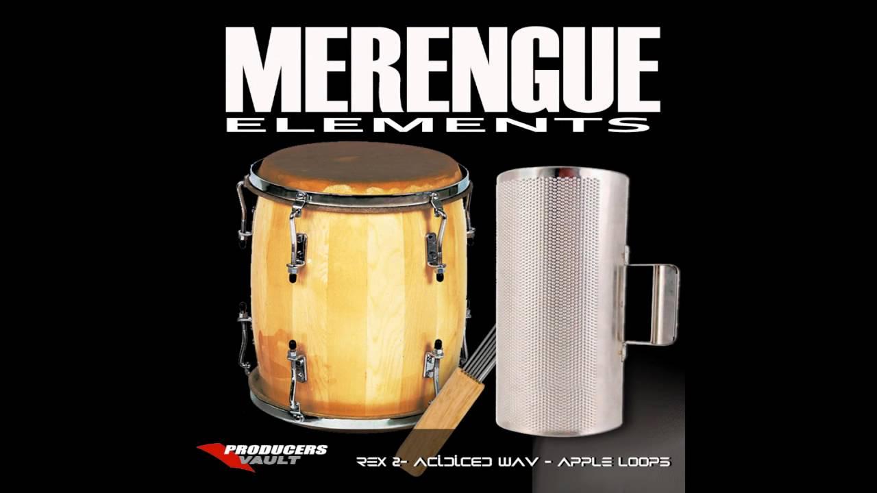 Merengue Elements Loops Samples de Tambora Guira Congas REX WAV ...