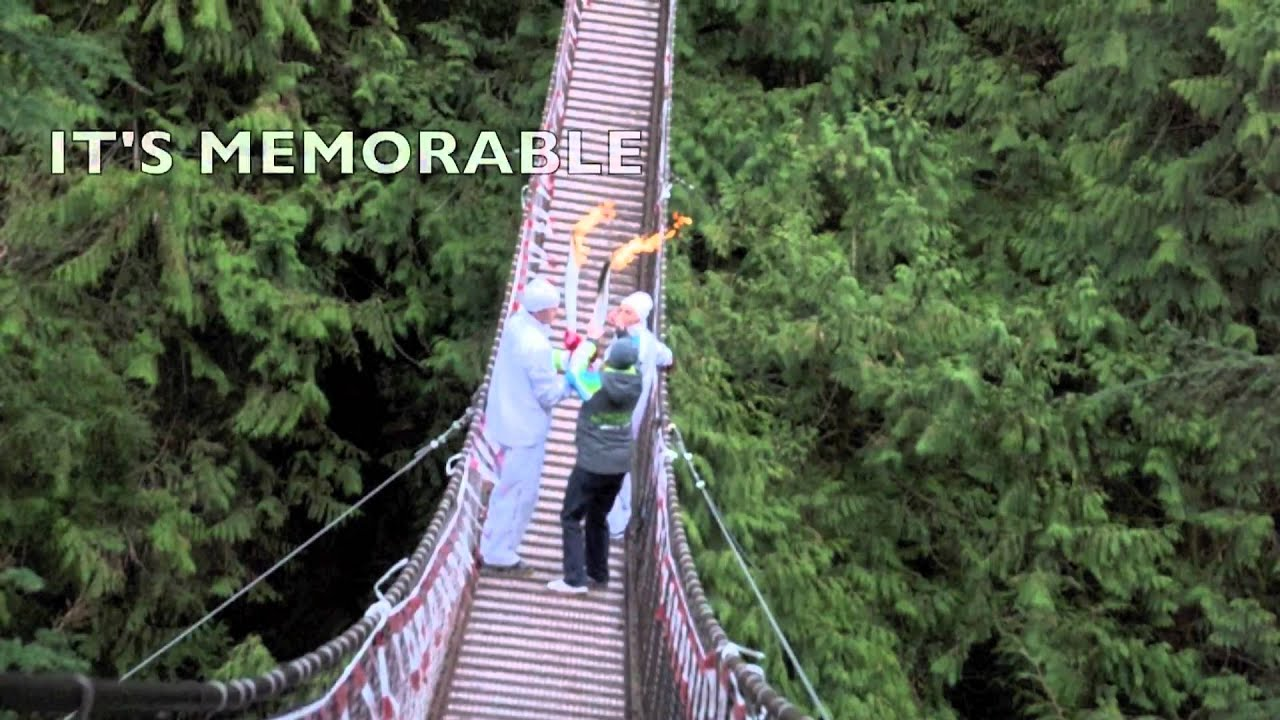 & Lynn Canyon Park - Our Own Backyard - YouTube