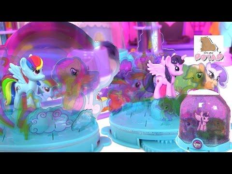 мультик игра майнкрафт пони