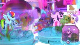 Май Литл Пони Мультик MLP Glitter Globe Видео для Детей MLP #ИгрушкидляДевочек