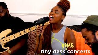 Tiana Major9: Tiny Desk (Home) Concert