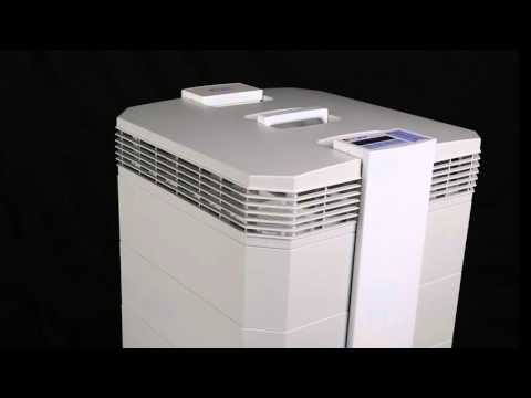IQAir New Edition HealthPro and HealthPro Plus Air Purifiers