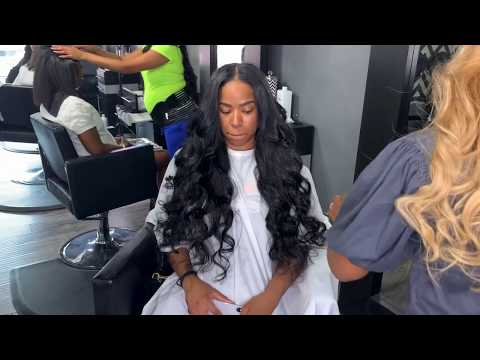 SHE WANTS LONGER AND THICKER HAIR / THE BEAUTY OF BLACK WOMAN!!