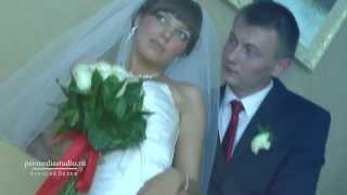 Дома у невесты и ЗАГС