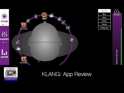 Review - 3D Headphone System by KLANG