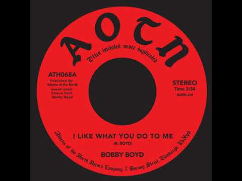Bobby Boyd - Girl Like You