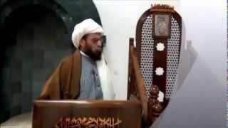 Qazi Fazlullah (English) Jummah Bayaan about Hikmah