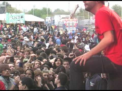 A Day To Remember - Mr. Highway's Thinking About The End Live From Bamboozle 09