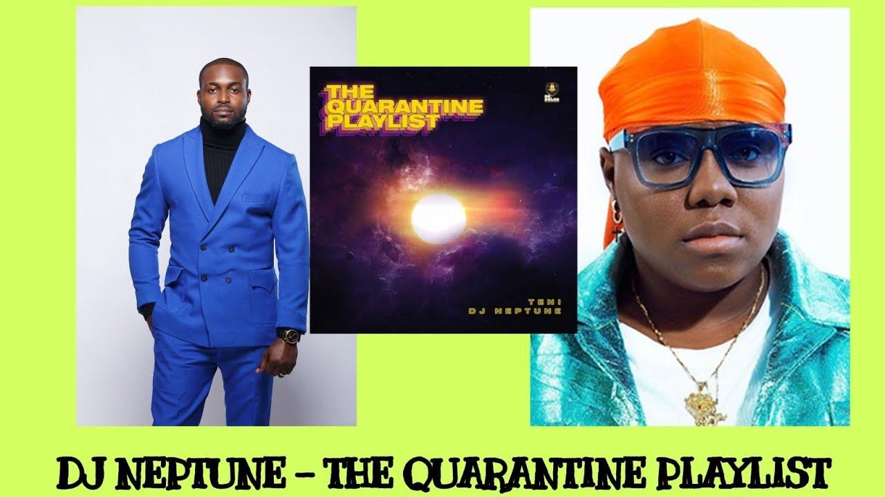 Download Dj Neptune ft Teni - Mine    Audio Slide   