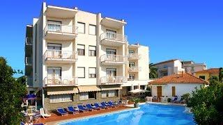Hotel Splendid a Diano Marina in Liguria. Sul mare con spiaggia privata, piscina, parcheggio.