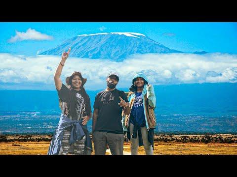 Climbing Mt. Kilimanjaro! ?