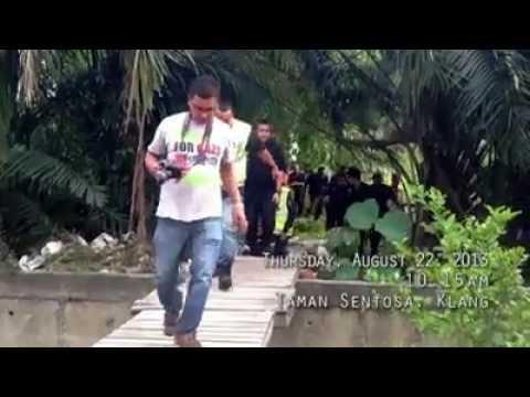Ops Cantas - Taman Sentosa, Klang