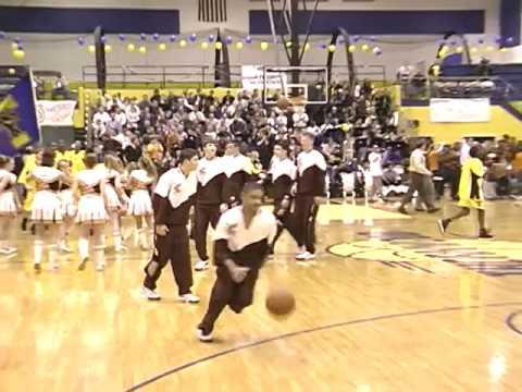 High School Basketball Eddy Curry  Screener