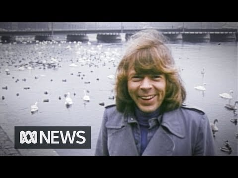 ABBA's Björn Ulvaeus records cheeky TV promos (1976) | RetroFocus
