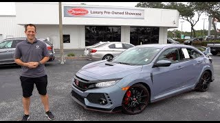 Should you BUY a used 2019 Honda Civic Type R?