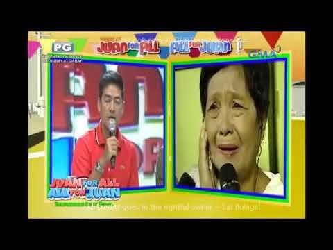 New Hot 2017! Eat Bulaga - December 26, 2016 (Part 2) | Juan for All - All for Juan Sugod Bahay Gan