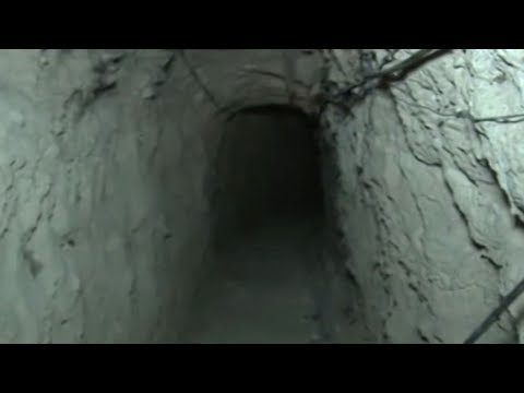 Rebels in Syria use tunnels to fight the government while gaining wealth