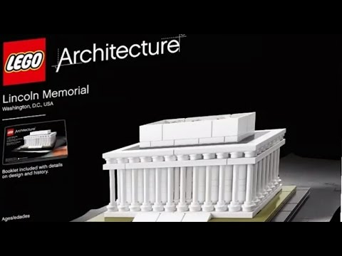 Лего Архитектура 2015 Конструктор lego architecture 2015 - youtube