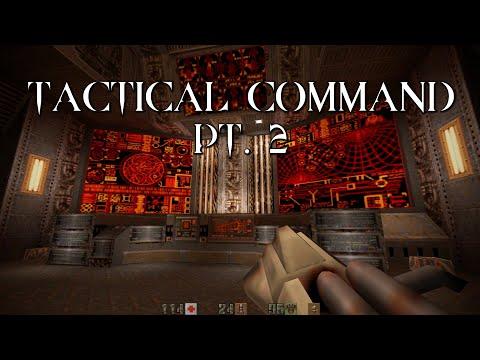 Quake II Mission Pack: Ground Zero | Tactical Command Pt. 2 (11/21) |