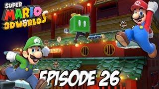 Super Mario 3D World: Let's Fun | Fin | Episode 26 Thumbnail